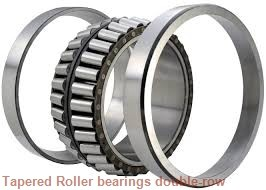 34274 34478D Tapered Roller bearings double-row