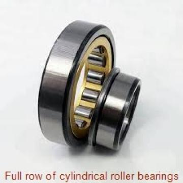 NCF29/710V Full row of cylindrical roller bearings