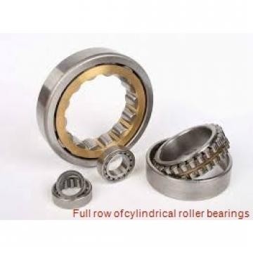 NCF2872V Full row of cylindrical roller bearings