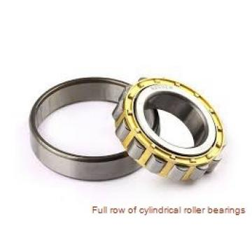NCF3088V Full row of cylindrical roller bearings