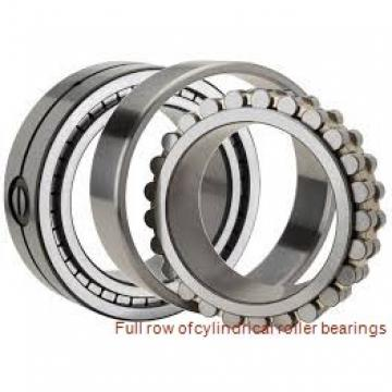 NCF3096V Full row of cylindrical roller bearings