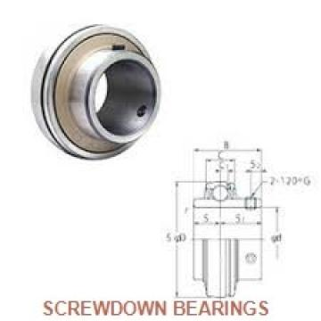 252 TTSX 958 SCREWDOWN BEARINGS – TYPES TTHDSX/SV AND TTHDFLSX/SV