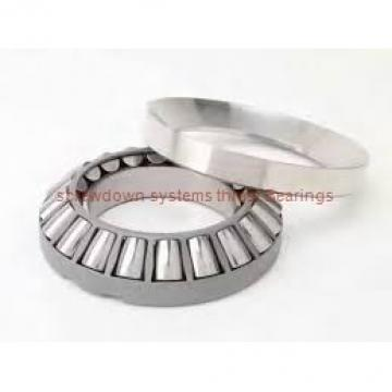 206TTsv942 screwdown systems thrust Bearings
