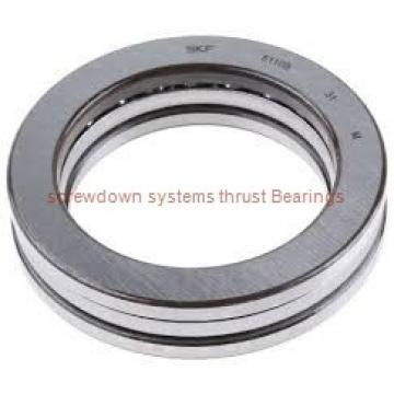 161TTsv930Oa534 screwdown systems thrust Bearings