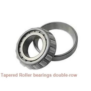 677 672D Tapered Roller bearings double-row
