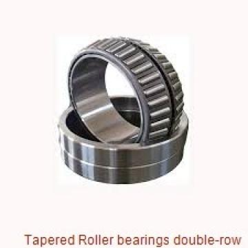 576 572D Tapered Roller bearings double-row