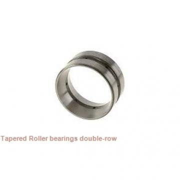 744 742D Tapered Roller bearings double-row