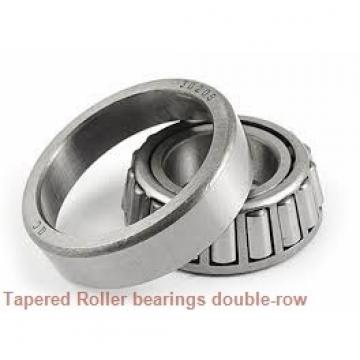 595A 592D Tapered Roller bearings double-row